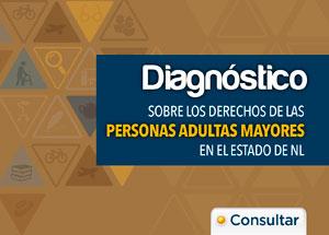 Diagnóstico sobre los derechos de las personas adultas mayores en el Estado de Nuevo León