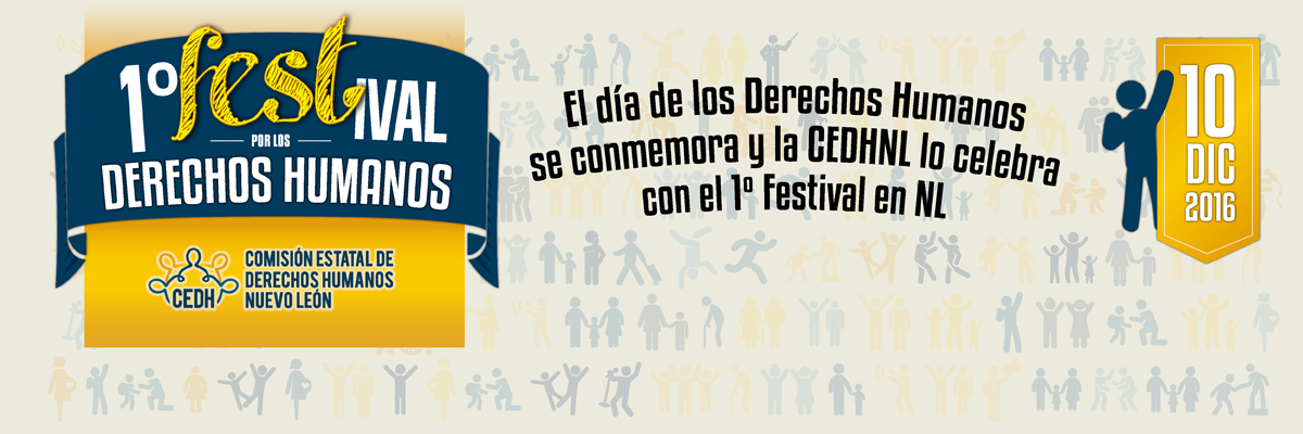 Galería: 1 Festival por los Derechos Humanos